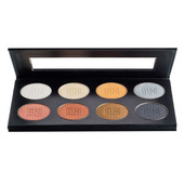 Ben Nye Lumiere Grande Colour Palette - 8 Color Metallics