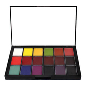Ben Nye MediaPRO Ultimate F/X Palette - 18 Color