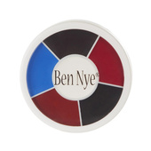 Ben Nye Pro FX 6 Color Wheel - Master Disaster