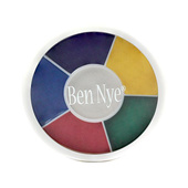 Ben Nye 6 Color Wheel - Lumiere Creme
