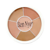 Ben Nye 6 Color Wheel - Total Cover-All