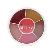 Ben Nye 6 Color Wheel - Lip Gloss