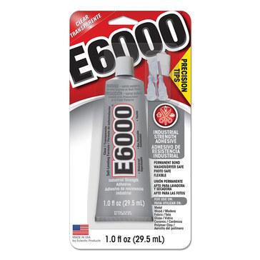 E6000 w/Precision Tips - 1.0 fl oz