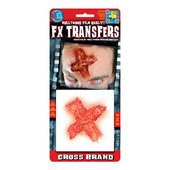 Tinsley 3D FX Transfers - Branded