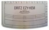 """Dritz EZY Hem Gauge 5"""" x 9"""""""