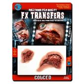 Tinsley 3D FX Transfers - Gouged