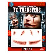 Tinsley 3D FX Transfers - Smiley