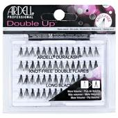 Ardell Natural Lashes Double Individuals Knot Free Long - Black
