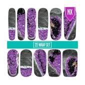 Espionage Cosmetics Nail Wraps - Amethyst