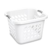 Sterilite Ultra Square Laundry Basket-1.5 Bushel - White