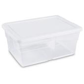 Sterilite Storage Box - 16 Qt.