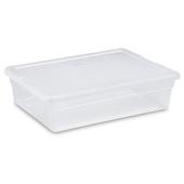 Sterilite Storage Box - 28 Qt.