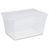 Sterilite Storage Box - 56 Qt.