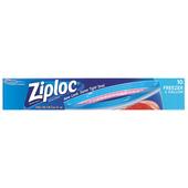 Ziploc Freezer Bags - 2 Gallon - 10 Ct.