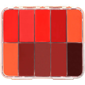 Sian Richards London 4K Lips, Cheeks & Illumination Creme Pro Palette-Coraline