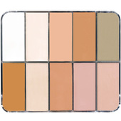 Sian Richards London Hydro-Proof Longwear Creme Pro Palette-Boreal