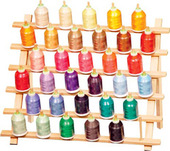 June Tailor Cone Thread Rack (33 cones)