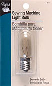 Dritz Sewing Machine Bulb - Screw-In Base