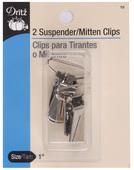 Dritz Suspender/Mitten Clips - (2 ct.)