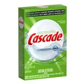 Cascade Dishwasher Powder-60oz.