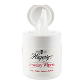 Hagerty Jewelry Wipes - 20 ct
