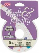 Craft & Jewelry #8 Monofilament Cord