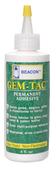 Gem-Tac Adhesive (4 oz.)