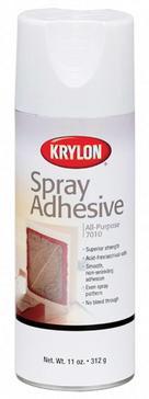 Krylon All Purpose Spray Adhesive (11 oz.)