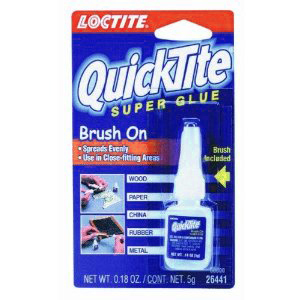 LocTite QuickTite Brush-On Super Glue (5 g.)