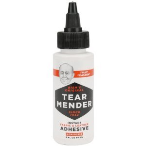 Tear Mender Instant Fabric and Leather Adhesive (2 oz.)