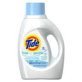 Tide Free & Gentle  (50 oz.)