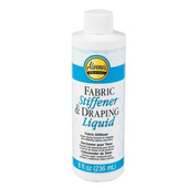 Aleene's Fabric Stiffener & Draping Liquid (8 oz.)