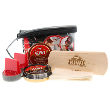 Kiwi Travel Shoe Shine Kit