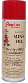 Angelus Mink Oil Water-Proof Conditioning Spray