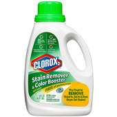 Clorox 2 Free and Clear 2X Liquid (33oz.)