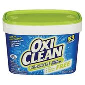 OxiClean FREE & CLEAR Powder (3 lb. Tub)