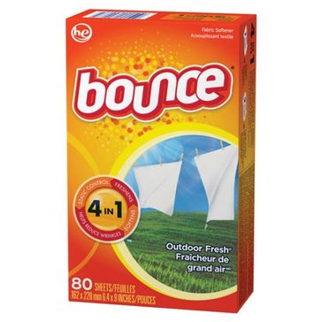 Bounce Dryer Sheets Outdoor Fresh Scent (80ct.)