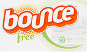 Bounce Free Dryer Sheets (80ct.)