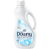 Downy Ultra Free Unscented (34oz.)