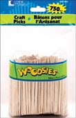 "Woodsies 3.5"" Craft Picks (750 ct.)"