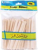 "Woodsies 4.5"" Craft Sticks (150 ct.)"