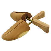 Cedar Shoe Trees -  Women's - S/M/L (1 pair)