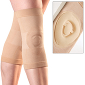 Bunheads Gel Knee Pads -BEIGE (Sold as a pair)