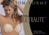 Fashion Forms NuBra Ultralite Foam Adhesive Push Up Bra