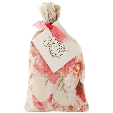 Vintage Textile Soak in Flower Sack