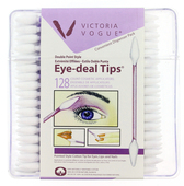 Victoria Vogue Dual-Tip Cotton Swabs 128ct.