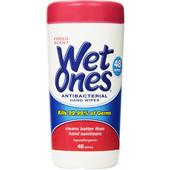 Wet Ones - Antibacterial (40 ct.)
