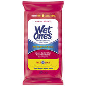 Wet Ones - Antibacterial (Travel Size)