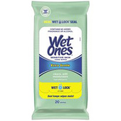 Wet Ones Sensitive Skin - (Travel Size)