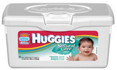 Huggies Natural Care Fragrance-Free Wipes (64 ct. Tray)